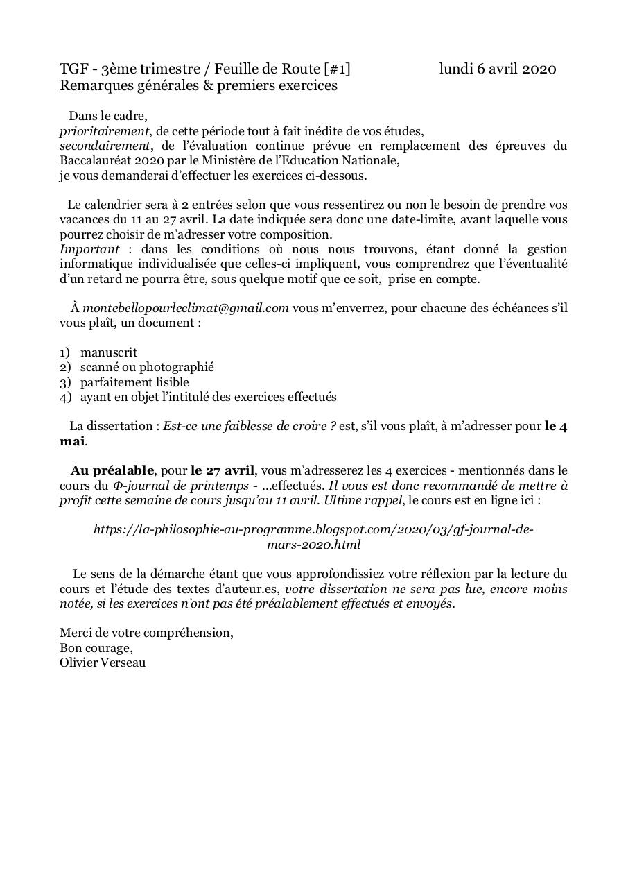 Aperçu du document TGF Feuille de Route [#1].pdf - page 1/1