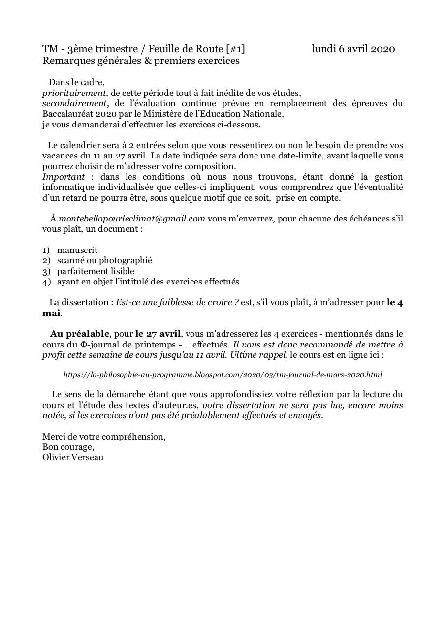 Aperçu du document TM Feuille de Route [#1].pdf - page 1/1