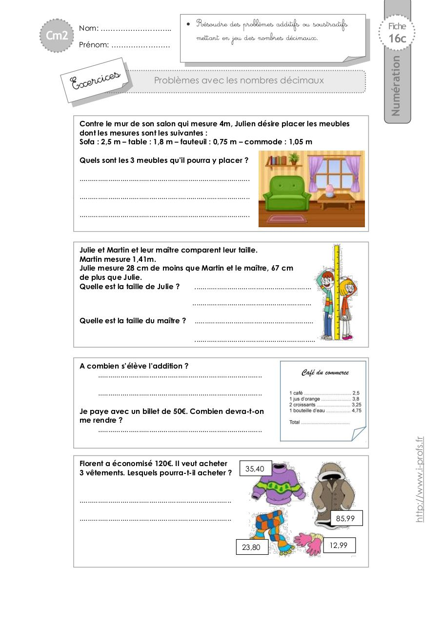 cm2-exercices-additions-soustractions-nombres-decimaux.pdf - page 3/6