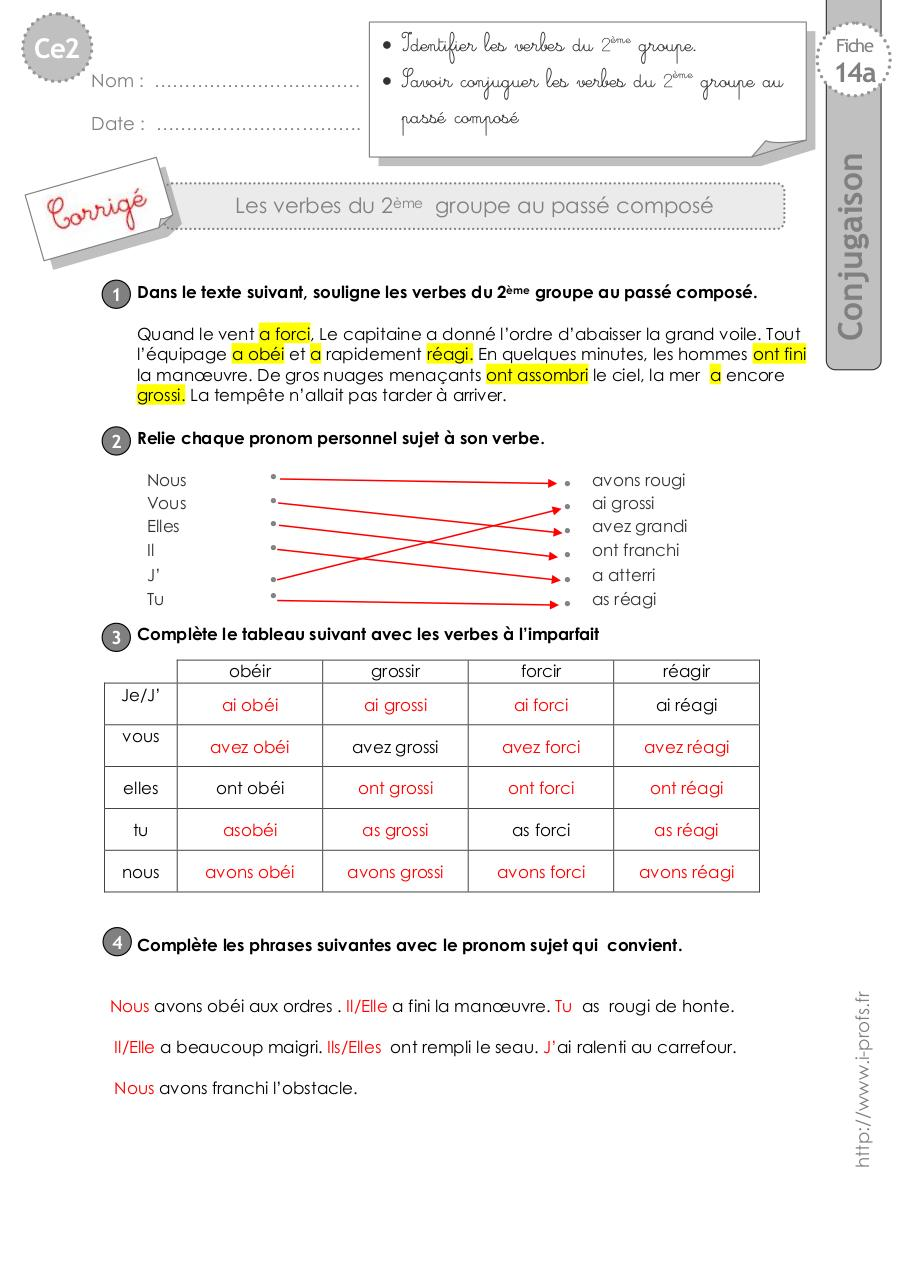 ce2-exercices-2eme-groupe-passe-compose.pdf - page 3/4